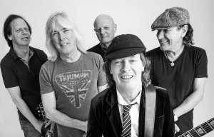 THE HIVES & KINGSWOOD SPECIAL GUESTS ON AC/DC'S AUSTRALIAN TOUR