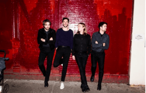 THE VACCINES RELEASE NEW SINGLE 'GIVE ME A SIGN'