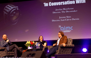 OFFICIAL OPENING OF THE AIMC SHARES POSITIVE GROWTH FOR CINEMA