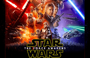 'STAR WARS: THE FORCE AWAKENS' POSTER REVEALED