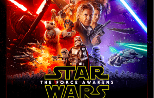 'STAR WARS: THE FORCE AWAKENS' SMASHES OPENING DAY TICKET SALES