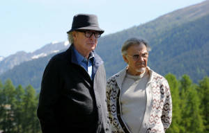 MICHAEL CAINE STARS IN NEW FILM 'YOUTH'
