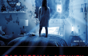 Give  Away  Five Doubles to see : Paranormal Activity: The Ghost Dimension Brisbane