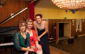 THE MUSES TRIO – MUSIC BY THE SEA REVIEW