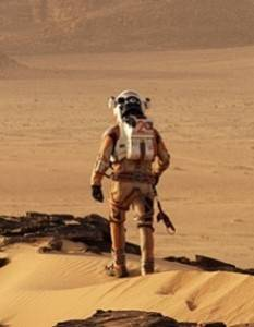 CINEMA RELEASE: REVIEW  THE MARTIAN