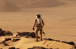 THE MARTIAN – FILM REVIEW