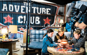 AFM's 15 – BILLY ZANE AND KIM COATES JOIN DDI'S ADVENTURE CLUB