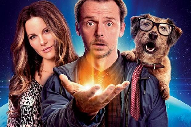 ENTER TO RECEIVE DOUBLE PASS TO FILM RELEASE : ABSOLUTELY ANYTHING