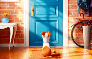 GET IN THE HOLIDAY SPIRIT WITH 'THE SECRET LIFE OF PETS'