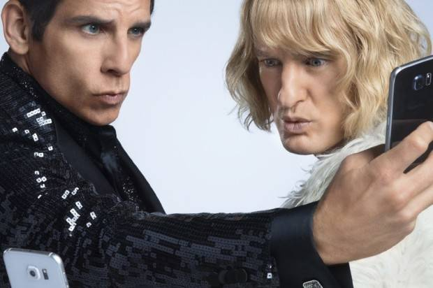 CHECK OUT THE NEW POSTER FOR 'ZOOLANDER 2'