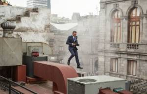 JAMES BOND SPECTRE EXCEEDING SKYFALL MARKS 200 MILLION ON WEEKEND SALES