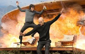 SACHA BARON COHEN IS HILARIOUS IN 'THE BROTHERS GRIMSBY'