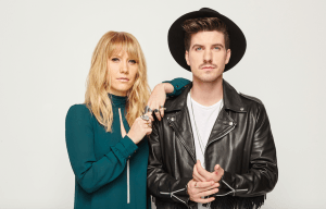 JESS & MATT TO RELEASE SELF-TITLED DEBUT ALBUM