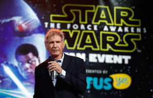 THE FORCE IS WITH HARRISON FORD AT THE SYDNEY OPERA HOUSE