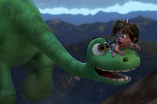 CINEMA RELEASE: THE GOOD DINOSAUR