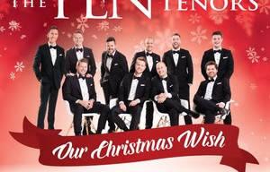 THE TEN TENORS ANNOUNCE 2016 TOUR
