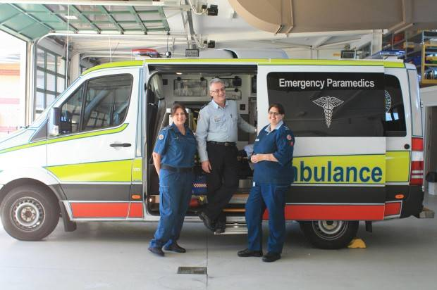 Public awareness campaign begins on violence against paramedics
