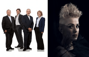 KATIE NOONAN & BRODSKY QUARTET TO PERFORM AT QPAC