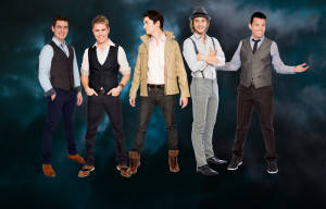 Celtic Thunder To Take Australia By Storm