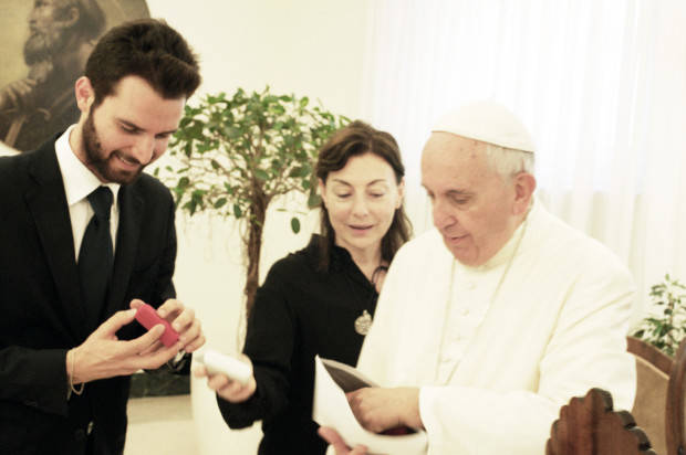 HIS HOLINESS POPE FRANCIS TO APPEAR IN FAMILY FEATURE FILM