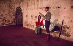 Experience WWI History at Fort Lytton night tours