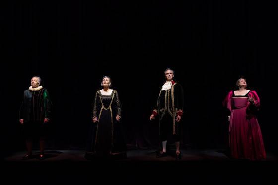 Trevor Stuart, Kate Wilson, Andrew McFarlane, Christine Amor_Photo by Rob Maccoll
