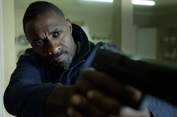 CHECK OUT IDRIS ELBA IN 'BASTILLE DAY'