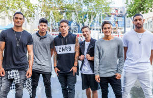 JUSTICE CREW EXTEND 'LIVE & LOCAL' APRIL TOUR