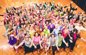 GET DOWN WITH THE QPAC Choir in a soul celebration!