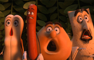 GET YOUR FIRST LOOK AT NEW ADULT ANIMATION 'SAUSAGE PARTY'