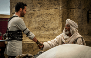 CHECK OUT THE NEW TRAILER FOR 'BEN-HUR'