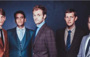 BLUEGRASS LEGENDS PUNCH BROTHERS TO PERFORM AT QPAC