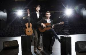 The Grigoryan Brothers & The 2016 Fiesta de la Musica!