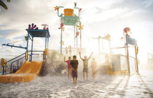 Sea World Resort Red Hot Accommodation Package