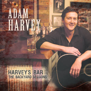 Adam Harvey_The Backyard Sessions_Cover