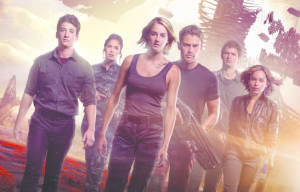 Cinema Release: The Divergent Series: Allegiant