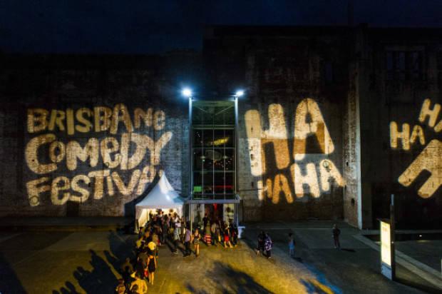 Brisbane Comedy Festival 2016 Record Crowds & Revenue