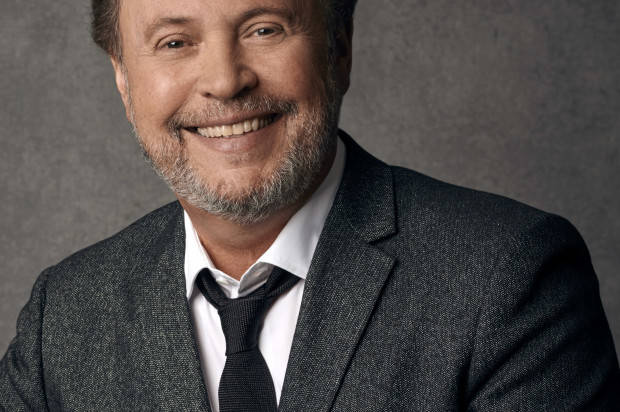ANDREW DENTON TO ANALYSE  FUNNY MAN ACTOR  BILLY CRYSTAL