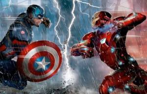 CINEMA RELEASE: CAPTAIN AMERICA: CIVIL WAR