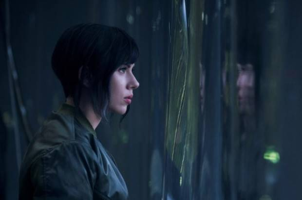 """GHOST IN THE SHELL"" IS IN PRODUCTION IN NEW ZEALAND"