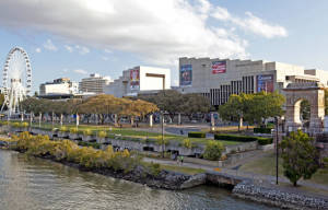 Weekly behind the scenes tours hit a high note at QPAC
