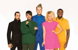 PENTATONIX ANNOUNCE 'IF I EVER FALL IN LOVE' FEAT. JASON DERULO