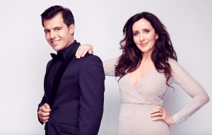 MARINA PRIOR & MARK VINCENT'S ALBUM, TOGETHER, DEBUTS AT #1