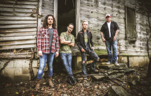 Spotlight on Chris Robertson  On American Rock Band Sensation 'Black Stone Cherry'
