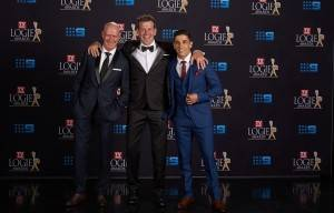 58th TV Week Logie Awards   Gold Winner is Aly Waleed