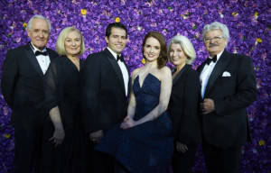 STELLAR CAST NAMED FOR SYDNEY PREMIERE OF MY FAIR LADY