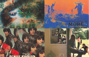 THE COMPLETE PINK FLOYD CATALOGUE TO BE AVAILABLE ON VINYL