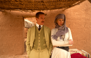 NICOLE KIDMAN IS THE 'QUEEN OF THE DESERT'