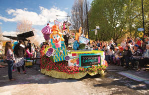 TOOWOOMBA CARNIVAL OF FLOWERS WILL BE BLOOMING IN SEPTEMBER