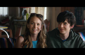 GET YOUR FIRST LOOK AT 'THE SPACE BETWEEN US'
